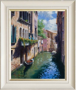 Venetian Canal I,