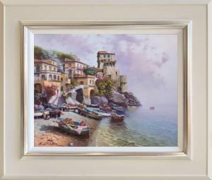 Cetara, Amalfi,
