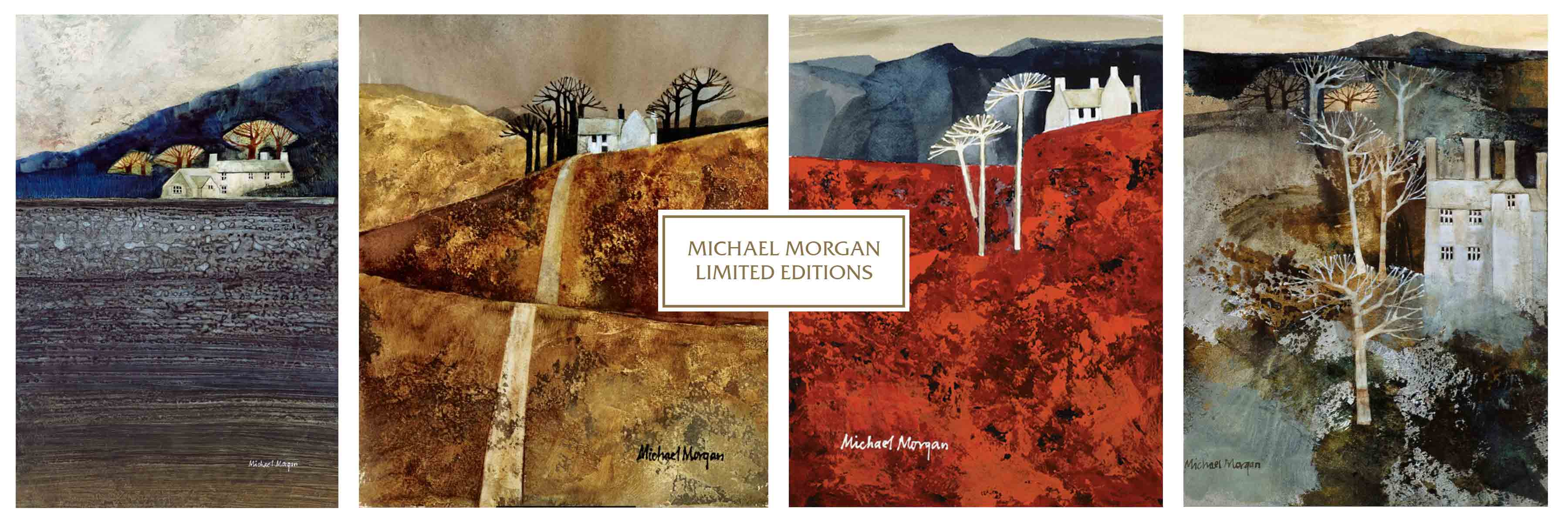 Michael Morgan West Country Artist Limited Edition Prints For Sale
