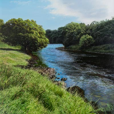 Michael james smith original paintings free uk delivery for Michael james smith paintings