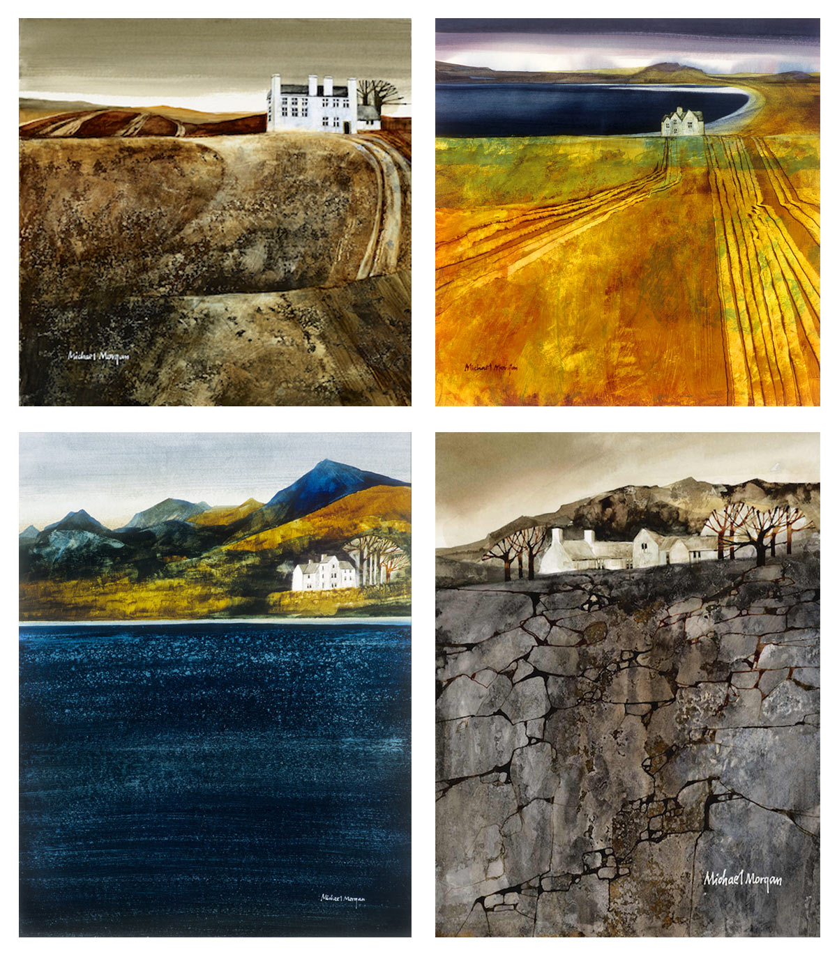 Michael Morgan Artist Limited Edition Prints For Sale
