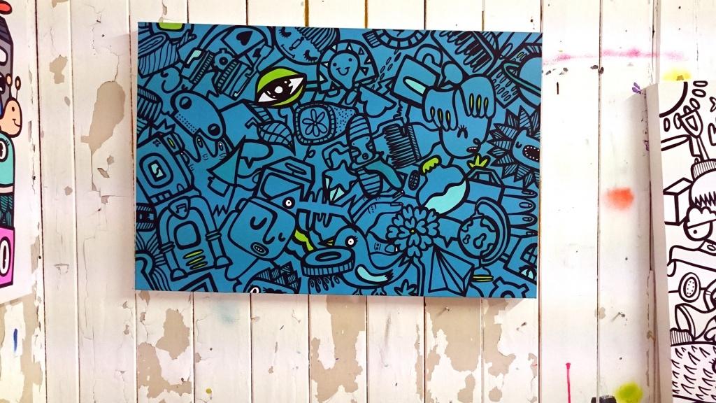 Kev Munday Artist