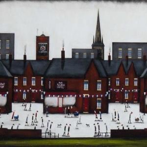 Sean Durkin Lowry Style