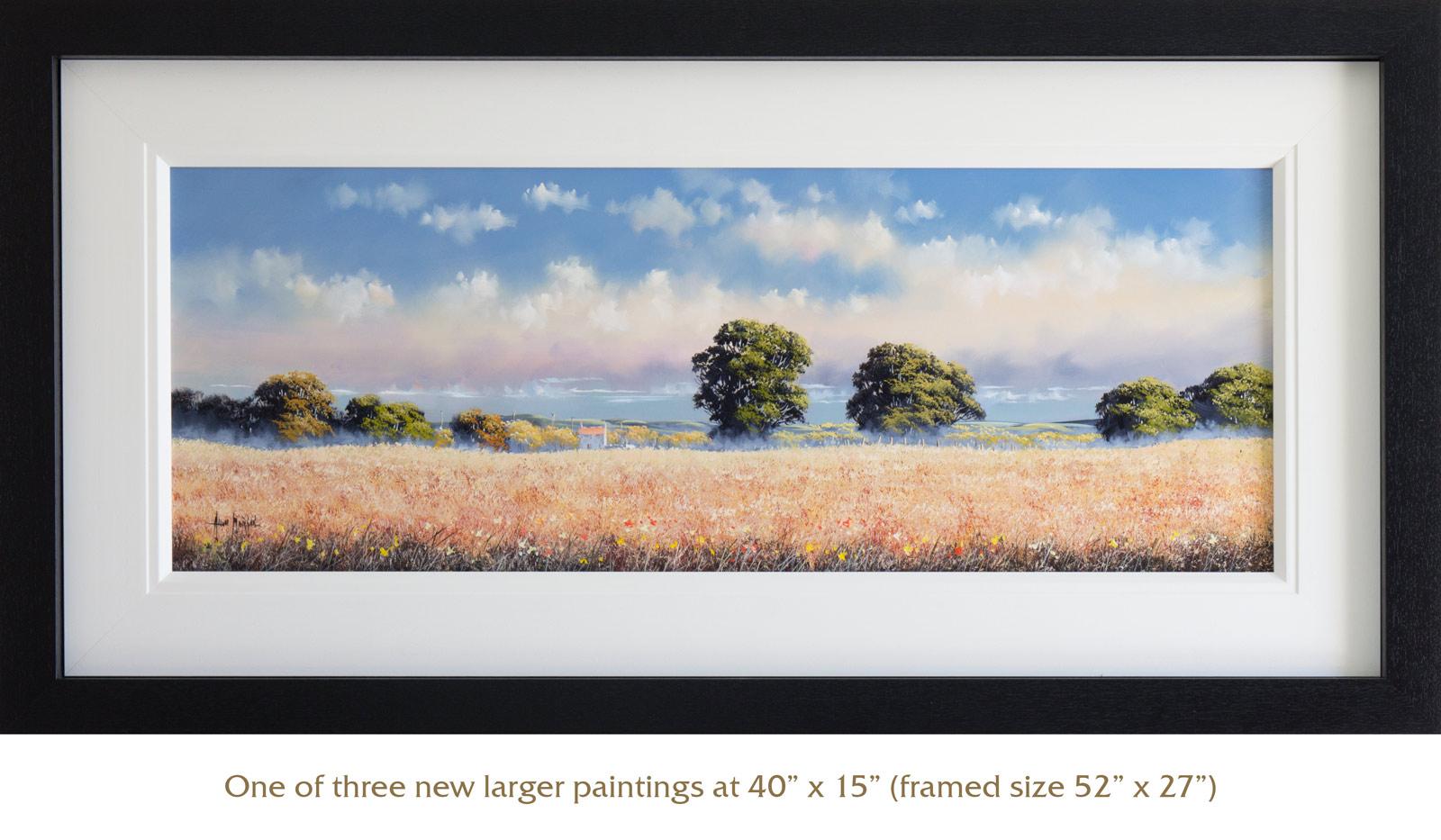 Allan Morgan Large Paintings
