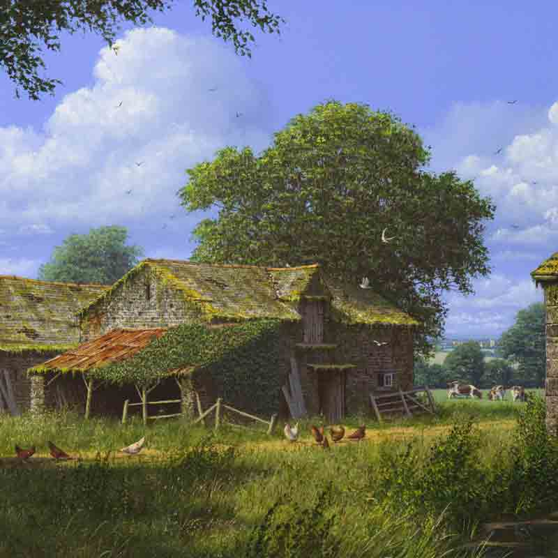 TRADITIONAL LANDSCAPES