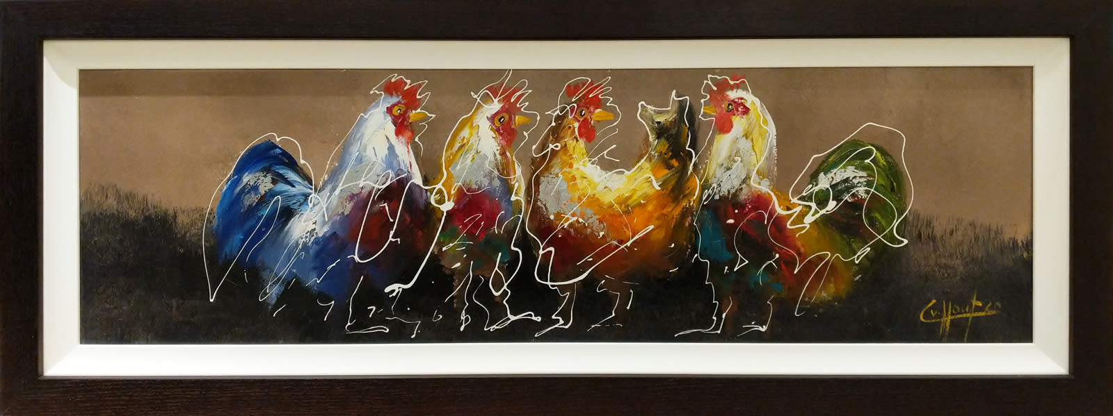 Chicken Parade