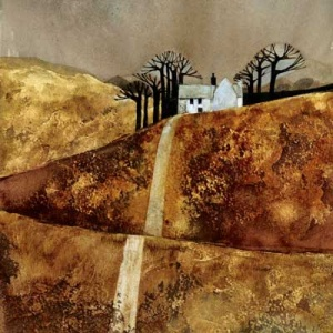 Michael Morgan Originals And Prints Undulating Path