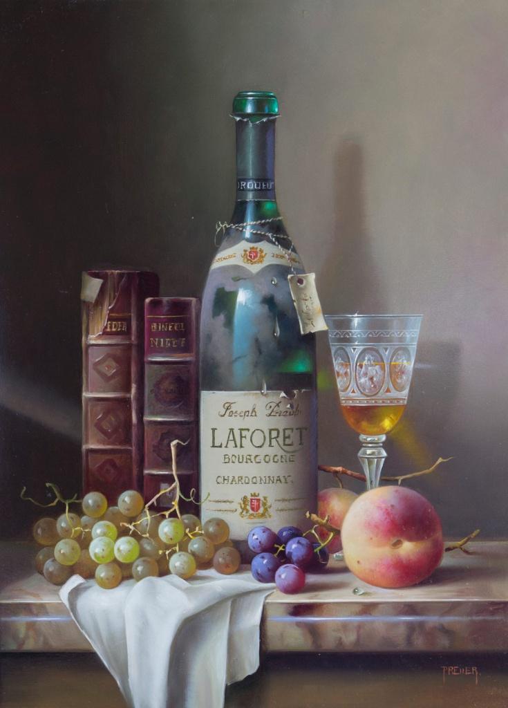 Zoltan Preiner paintings