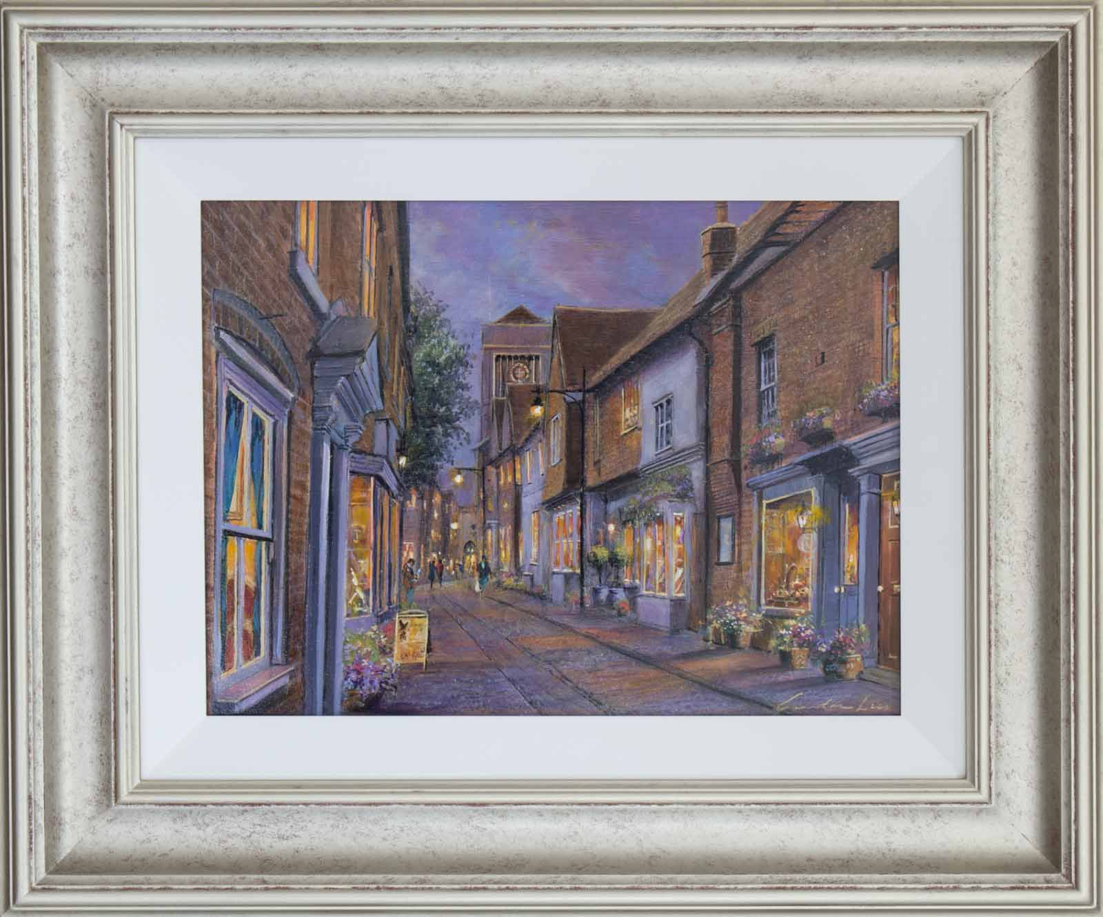 Lombard Street, Petworth, Gordon Lees