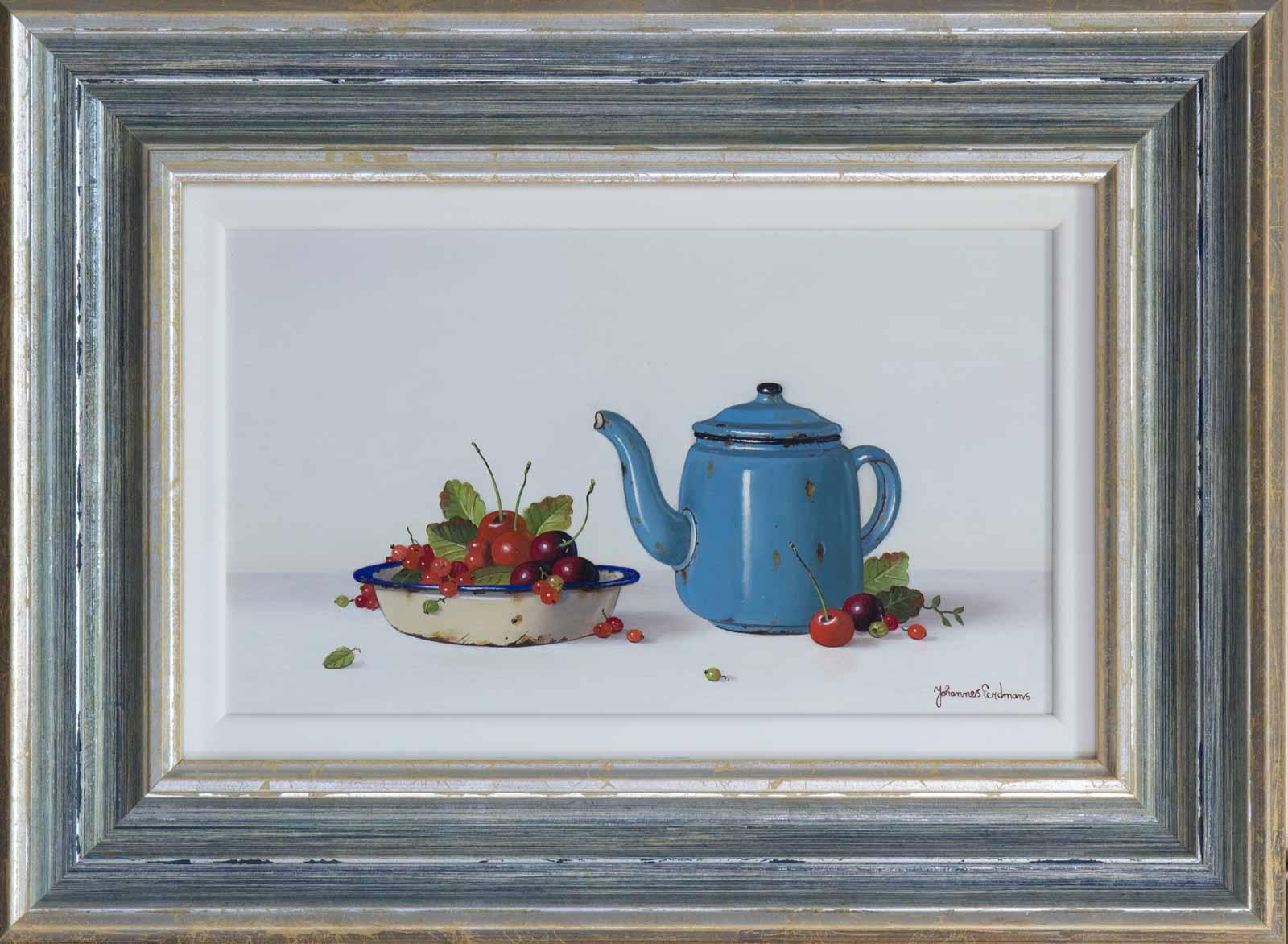Blue Teapot, Johannes Eerdmans