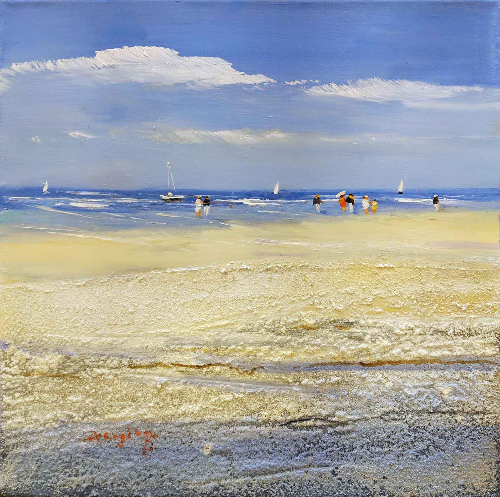 Blue Skies, Heinz-Jurgen Menzinger