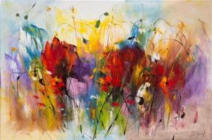 Floral Dance I,