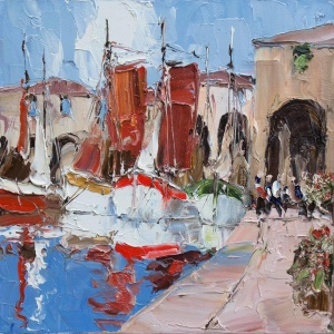 Harbour Stroll,