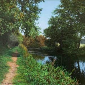The River Chelmer,