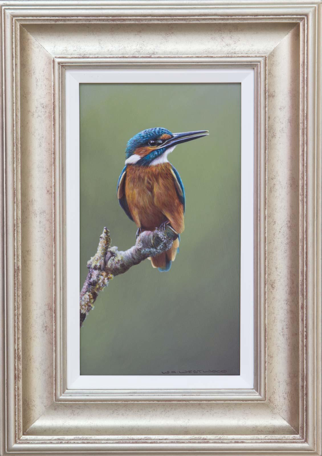 Kingfisher's Perch, Wayne Westwood