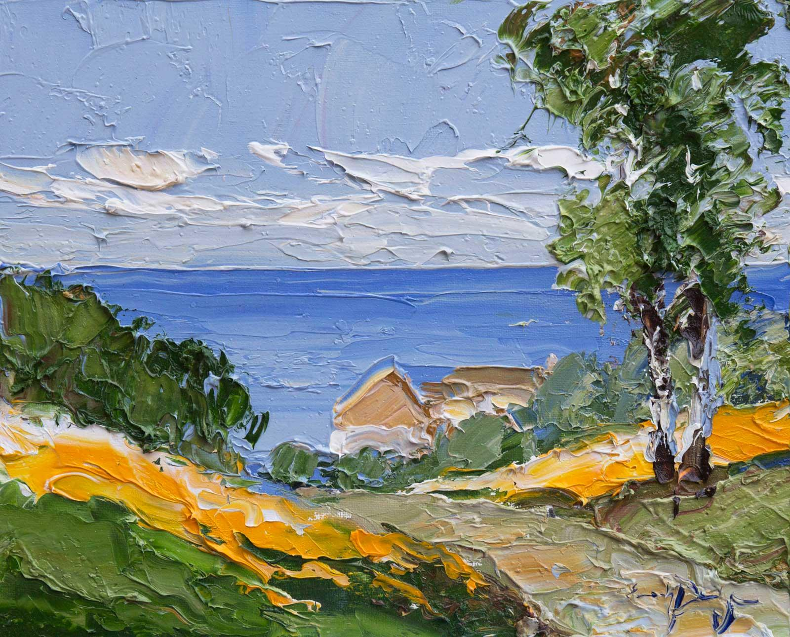 Coastal Retreat, Erich Paulsen