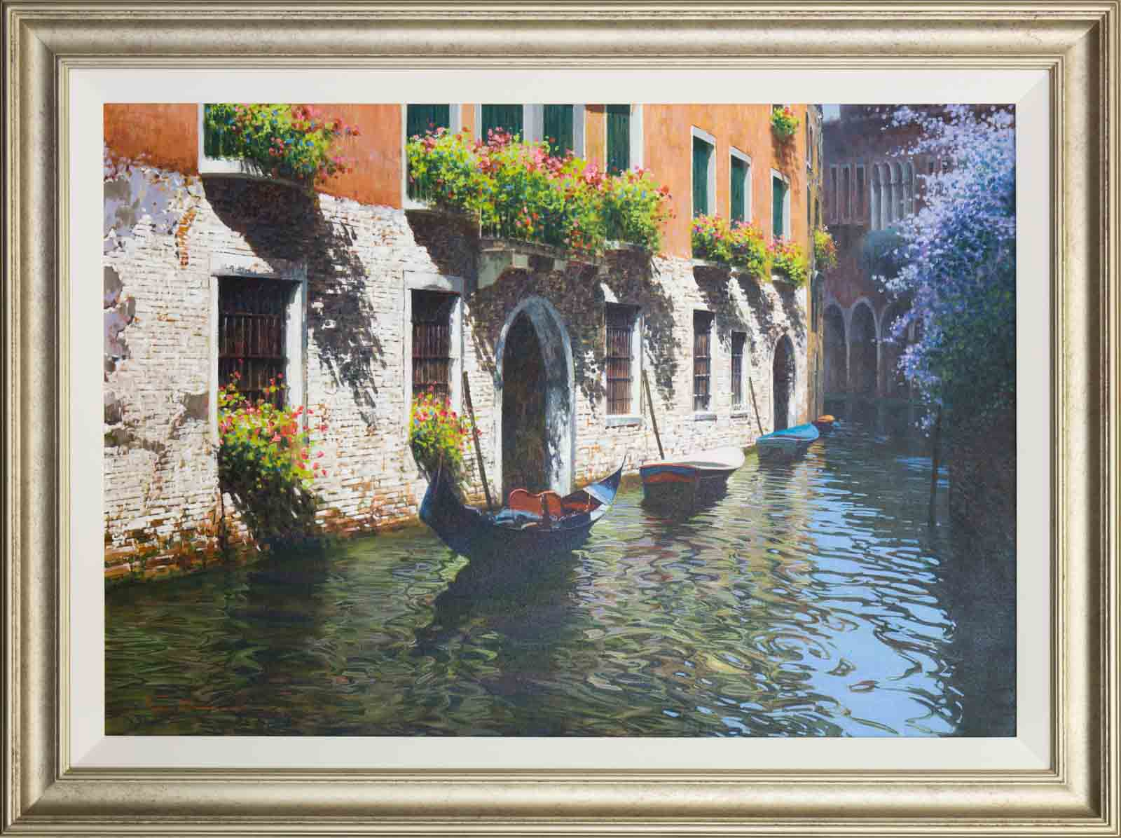 Reflections, Venice, Raffaele Fiore