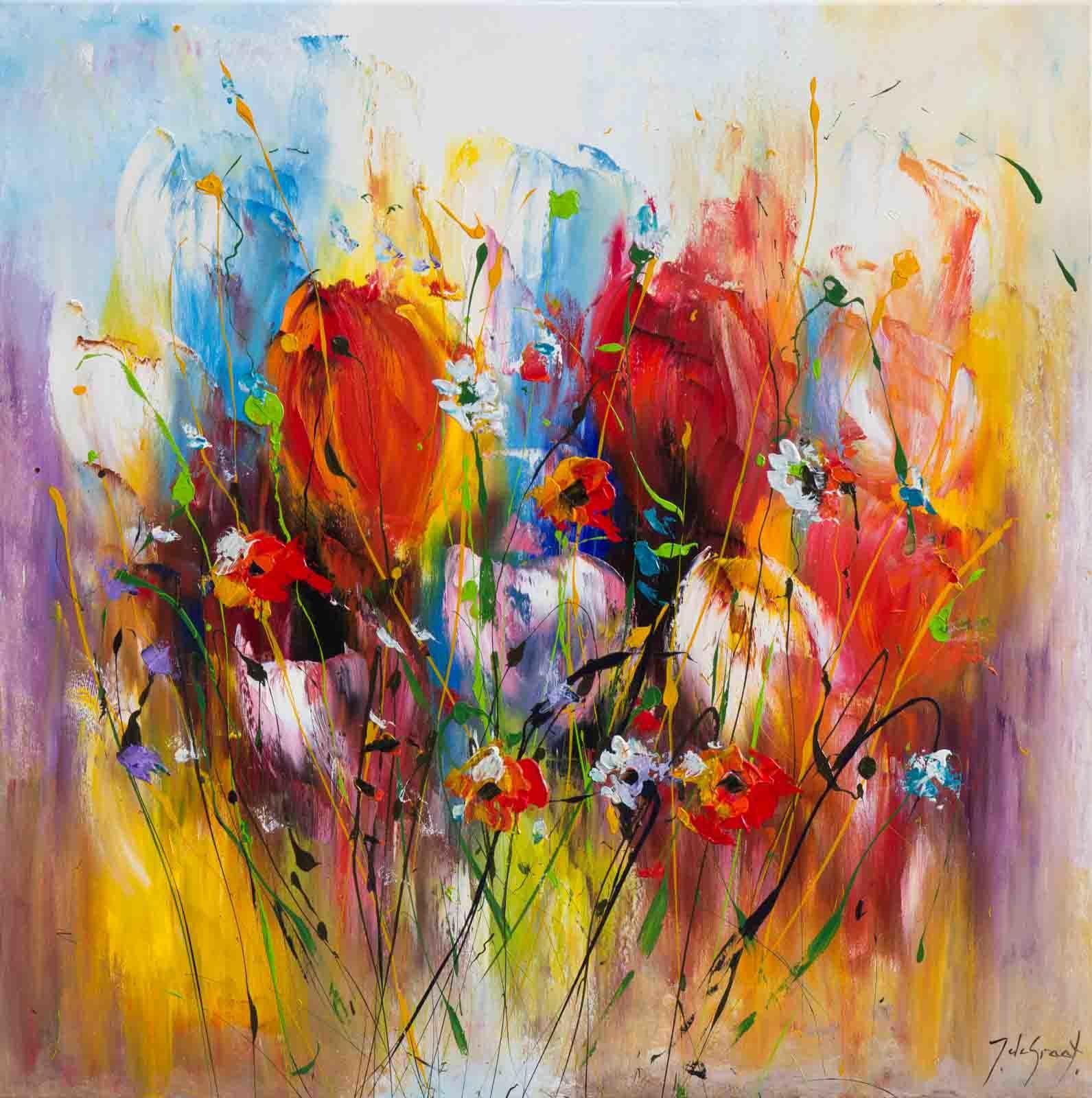 Floral Dance II, Jochem De Graaf