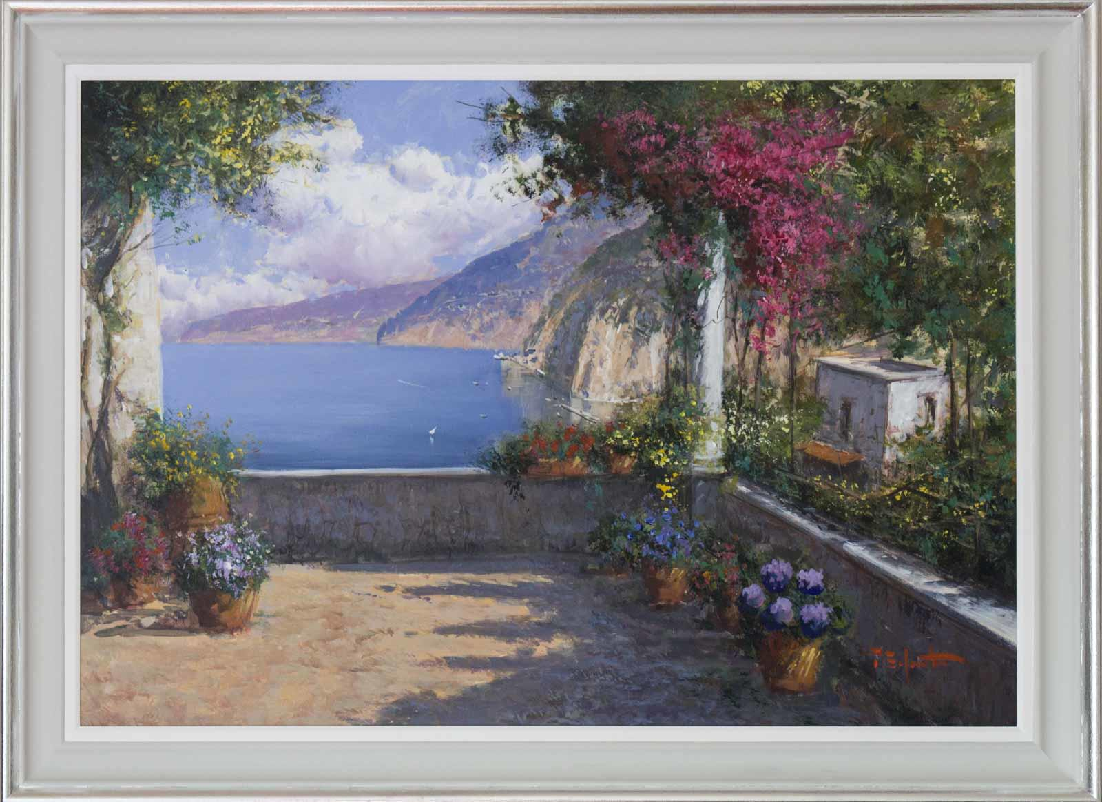 Coastal View, Pasquale Esposito