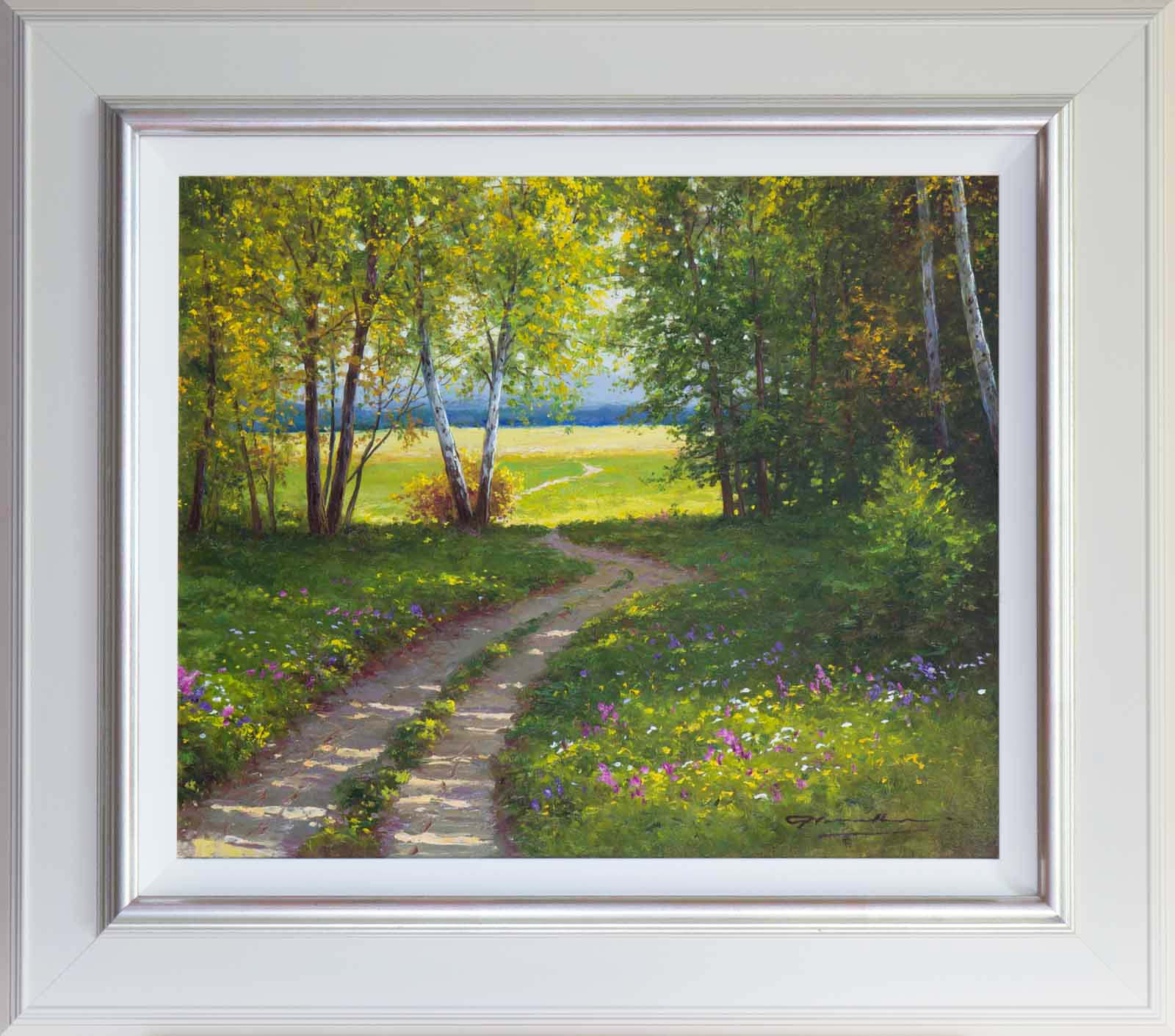 Summer Stroll, Gerhard Nesvadba