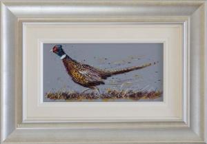 Running Pheasant,
