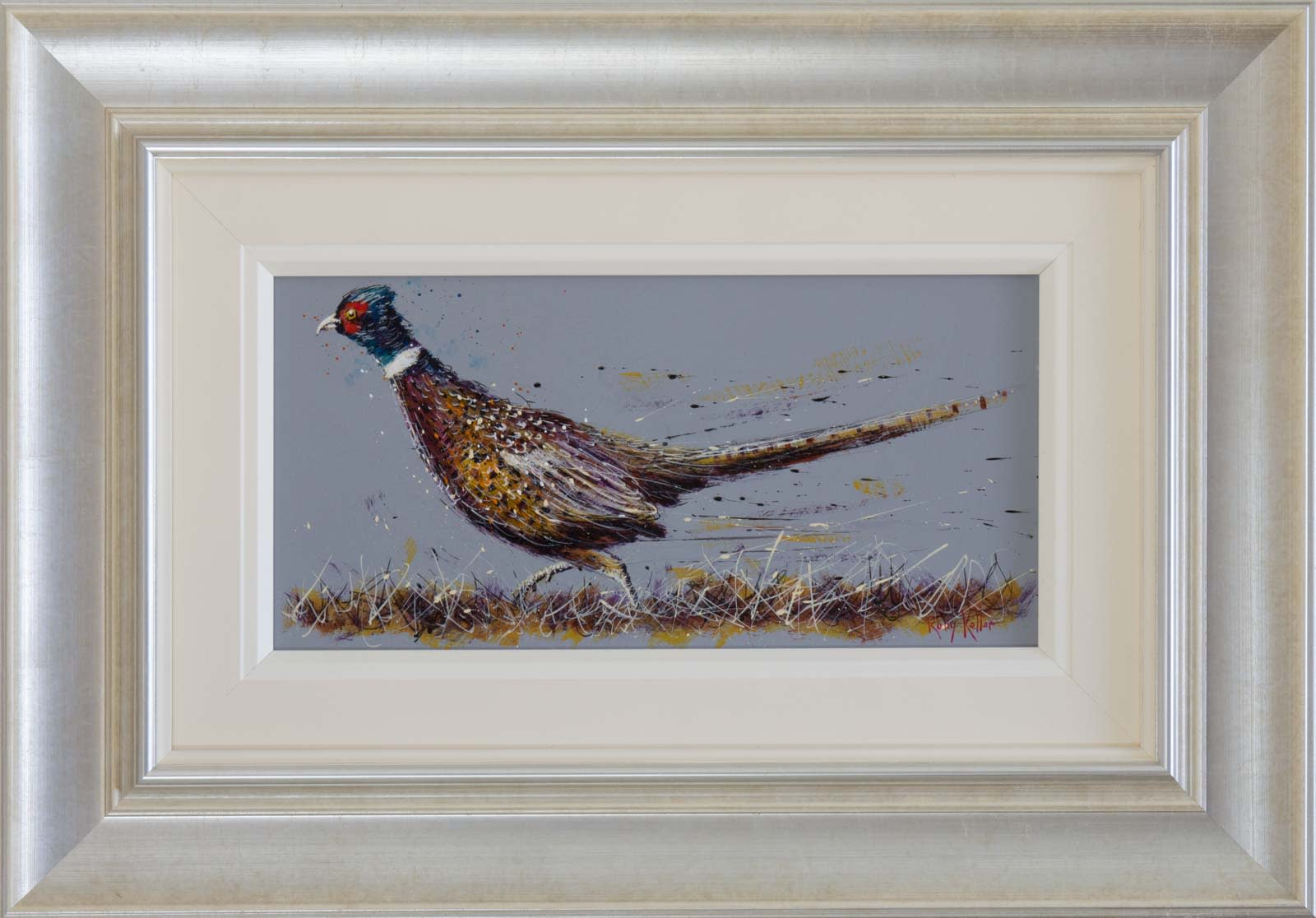 Running Pheasant, Ruby Keller
