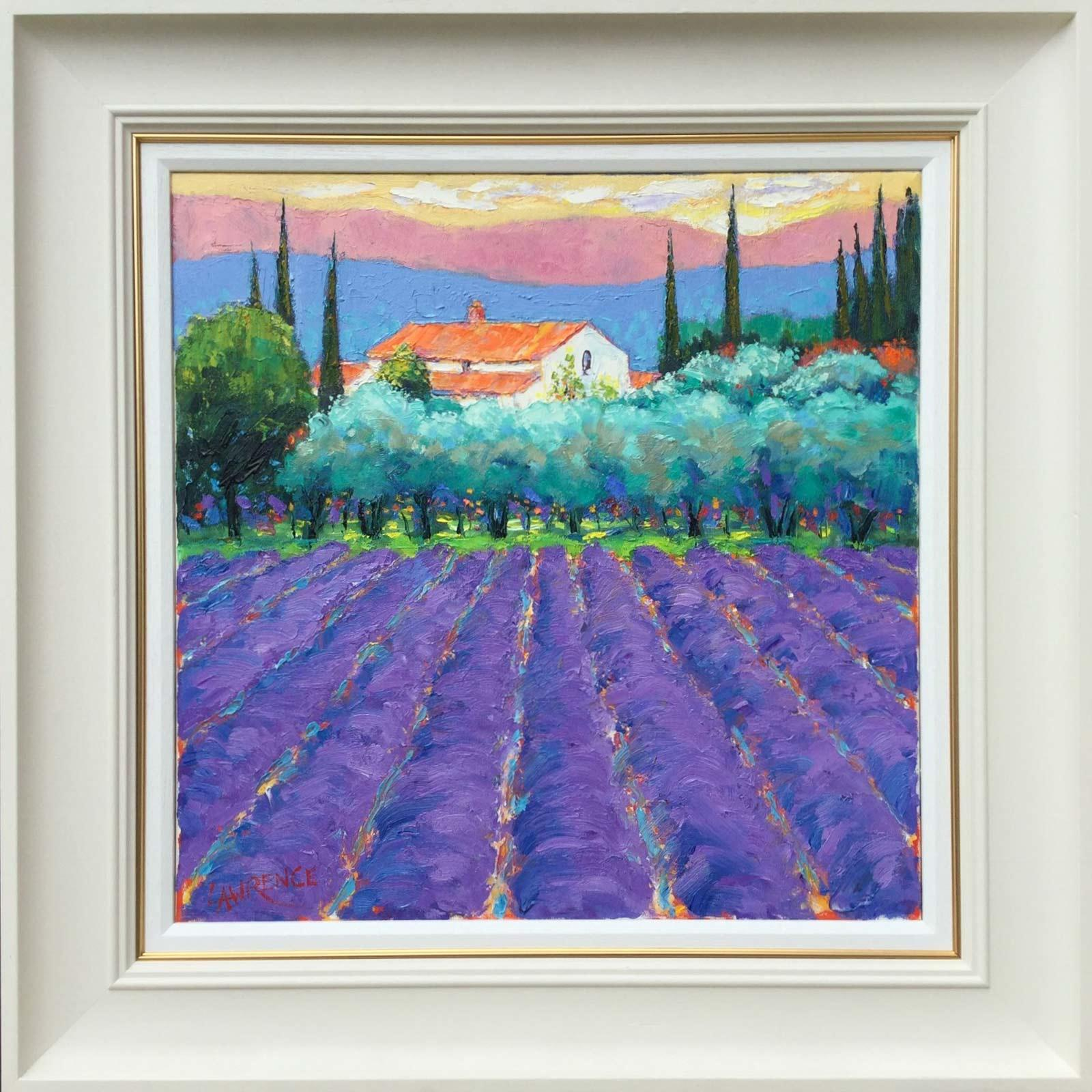 Lavender Fields, Sault, John Lawrence