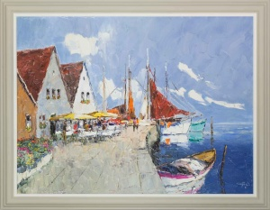 Harbour Cafe,