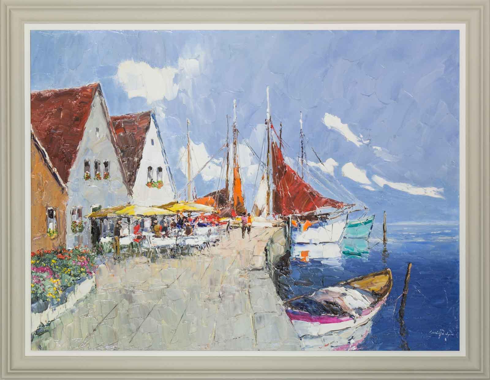 Harbour Cafe, Erich Paulsen