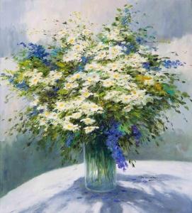 Floral Burst,