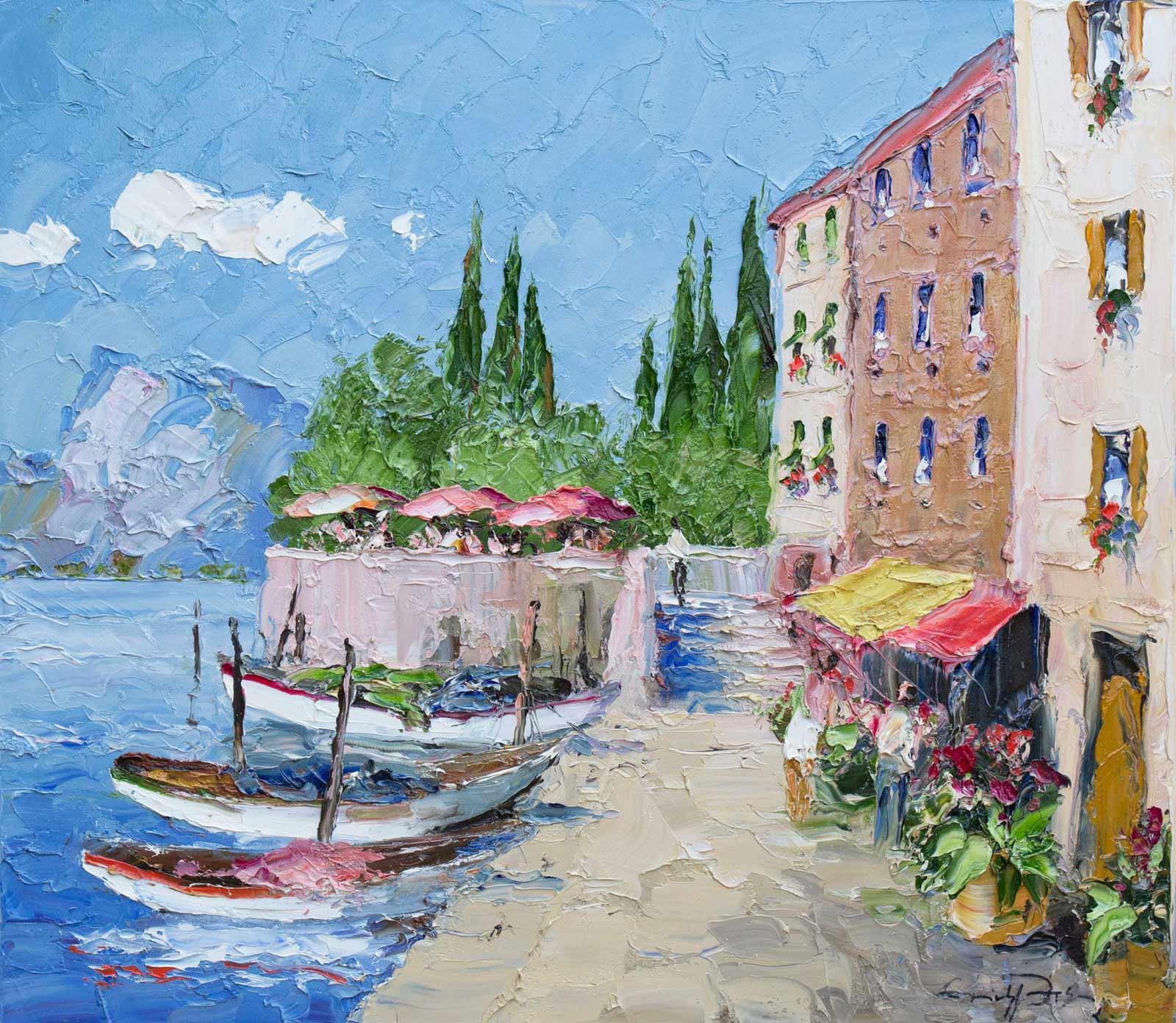 Lake Garda, Erich Paulsen