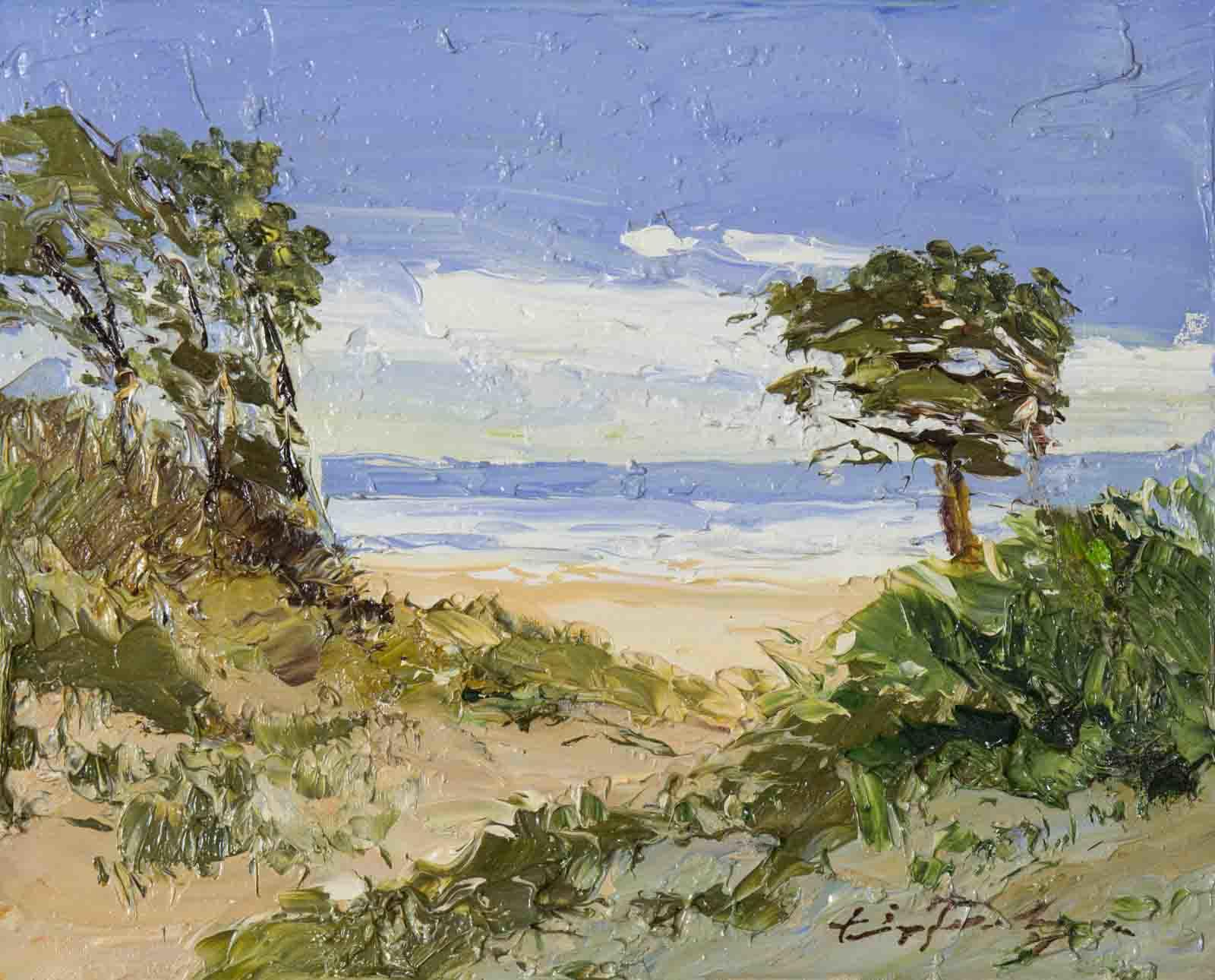 Windswept, Erich Paulsen