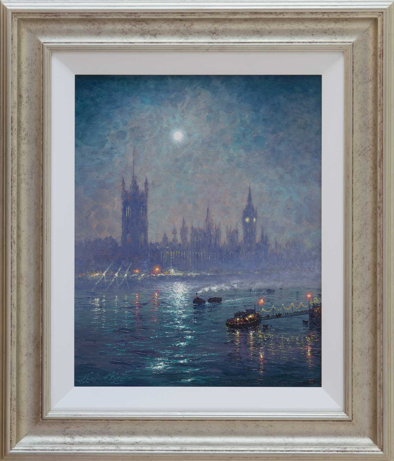 Moonlight Haze, Westminster