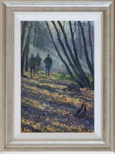 Woodland Stroll,