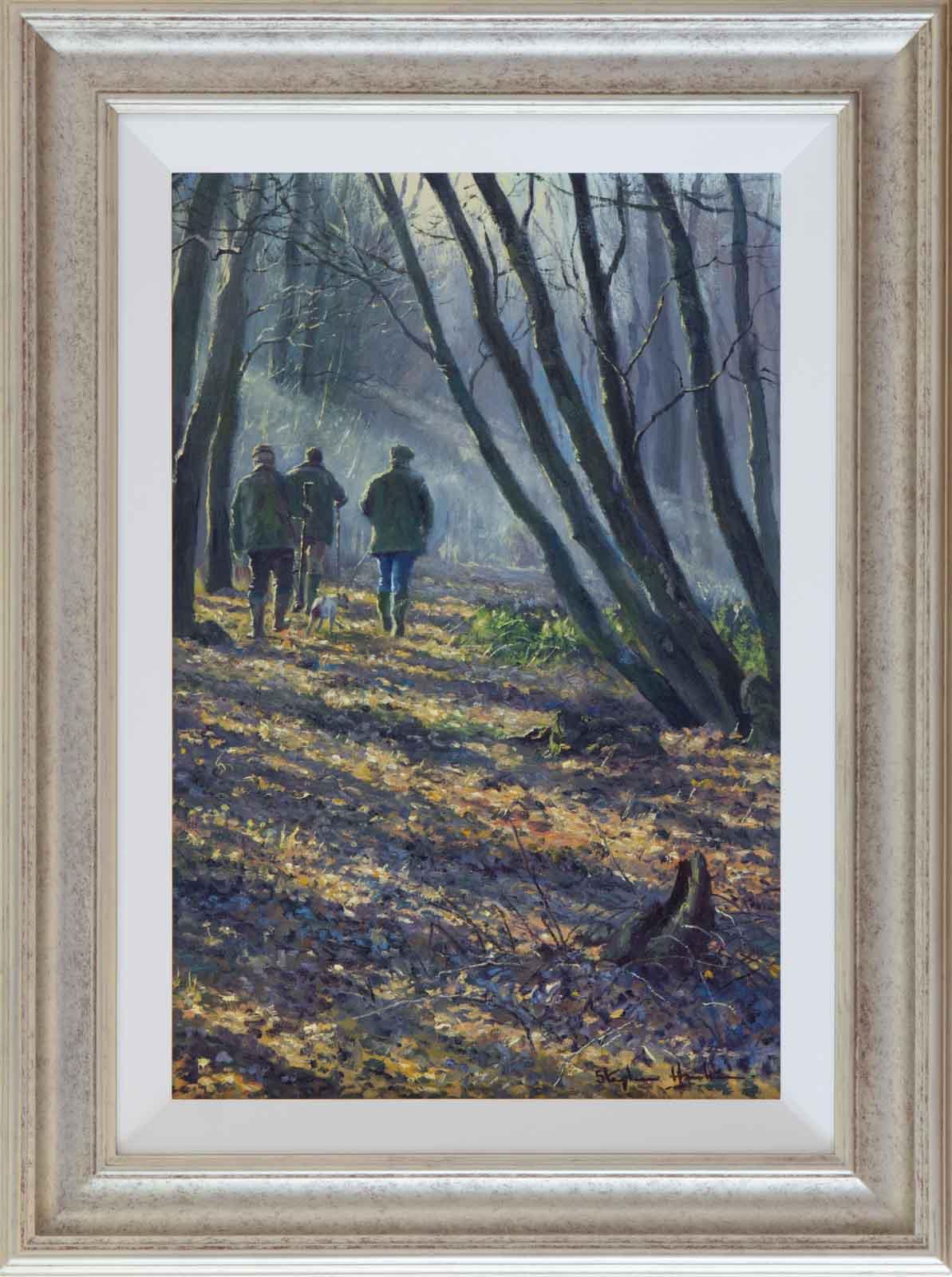 Woodland Stroll, Stephen Hawkins
