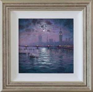 Westminster By Moonlight II,