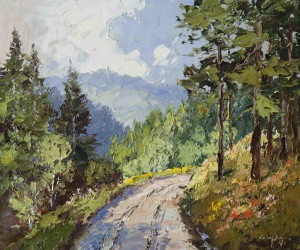 Mountain Pass,