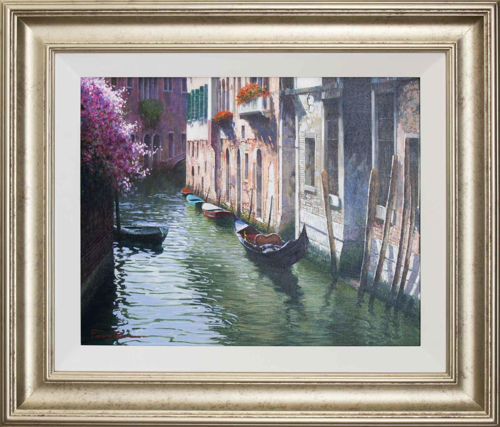Venetian Canal II, Raffaele Fiore
