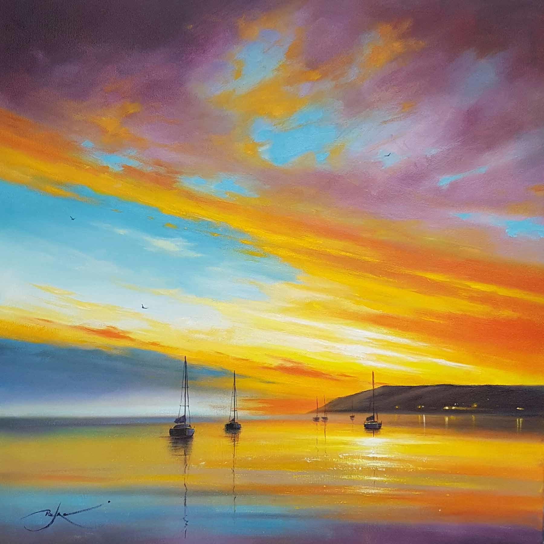 Colour Burst, Ben Payne