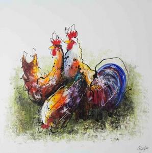 Farm Life,