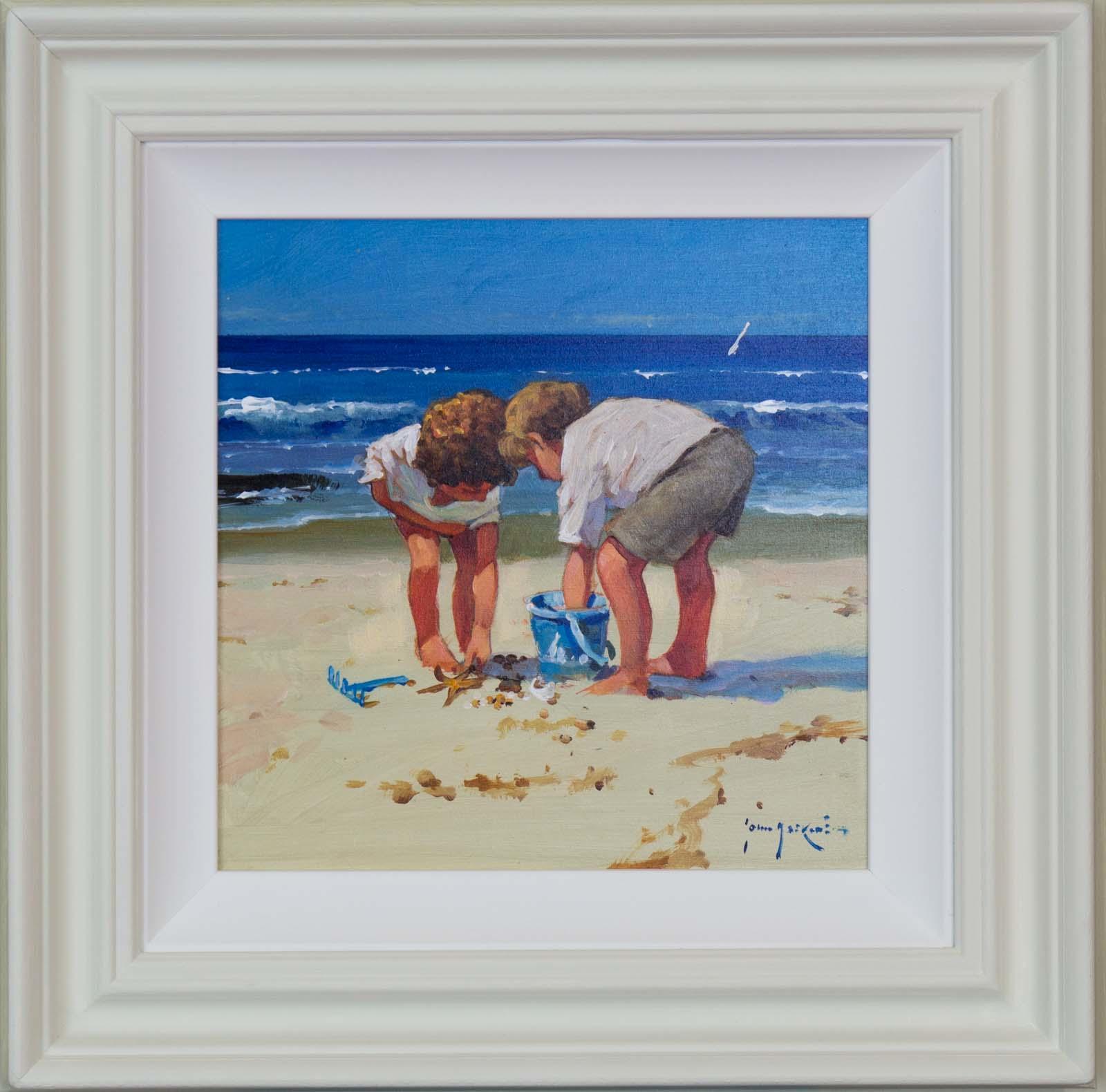 Sandcastles, John Haskins