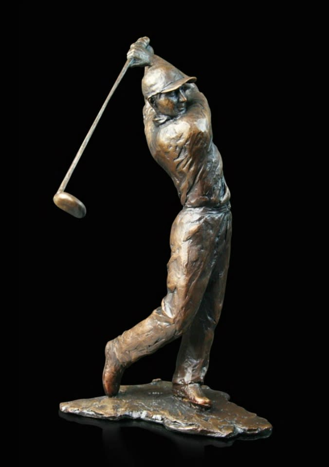 Golfer, Michael Simpson
