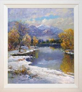 Winter Retreat,