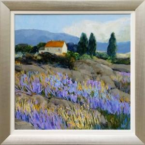 Rocky Landscape, Provence,
