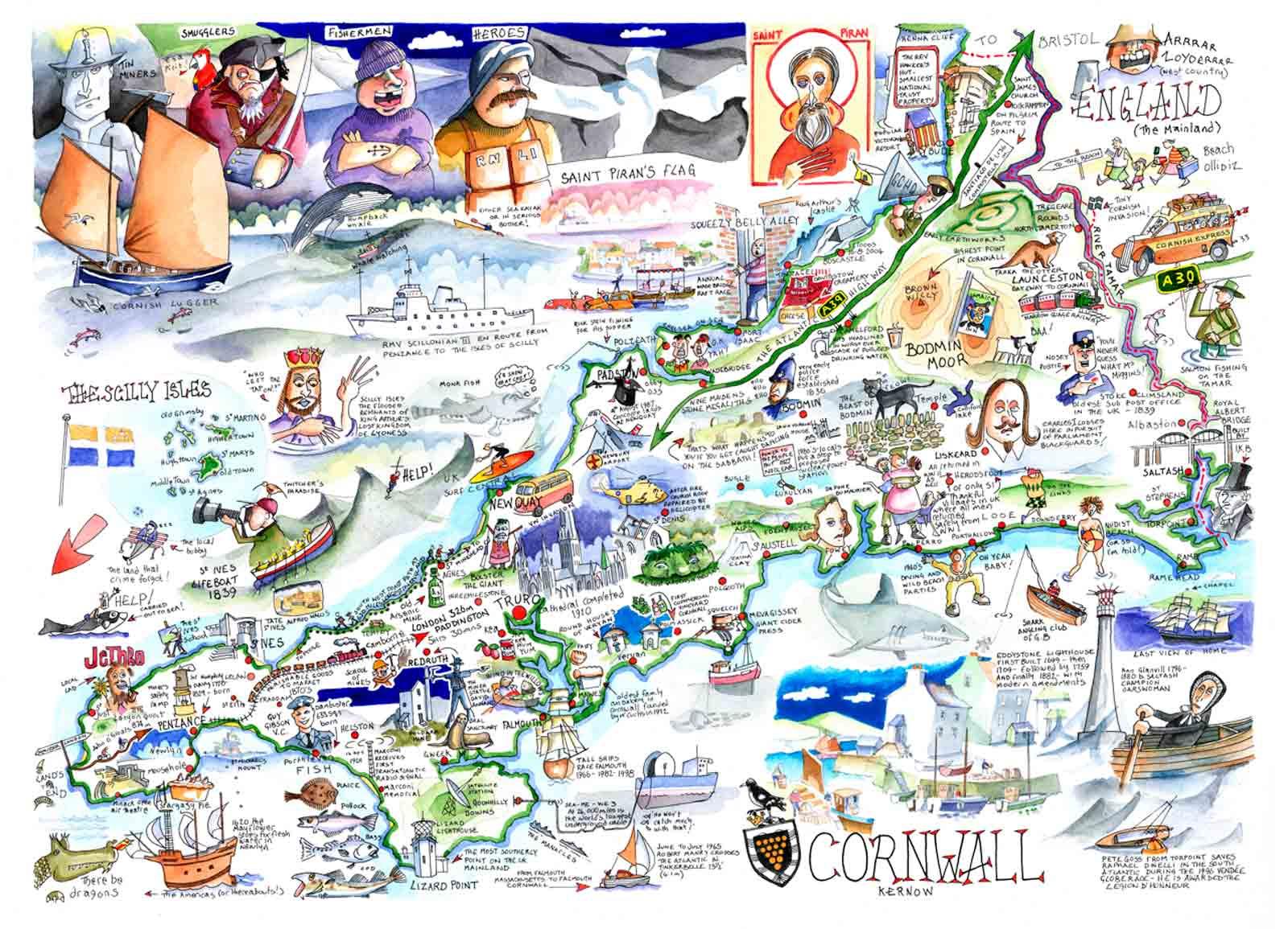 Cornwall, Tim Bulmer