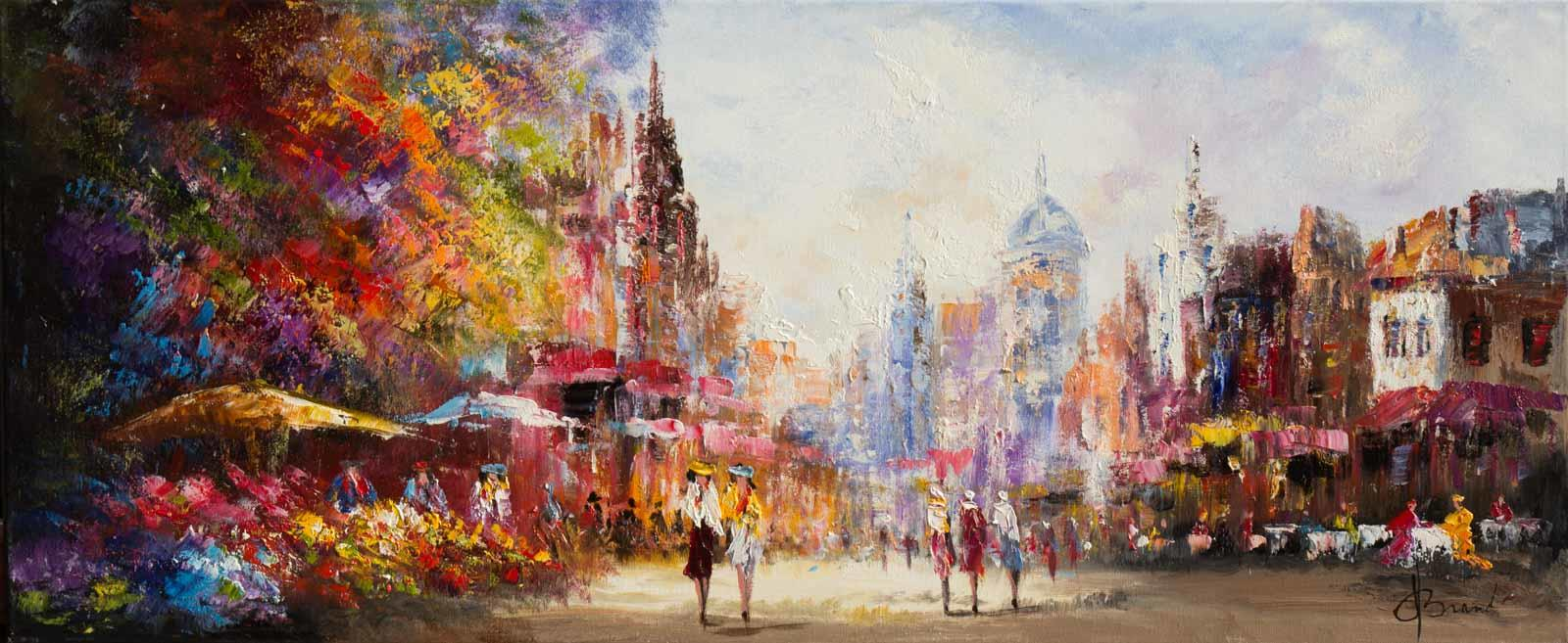 Market Day, Henry Brand