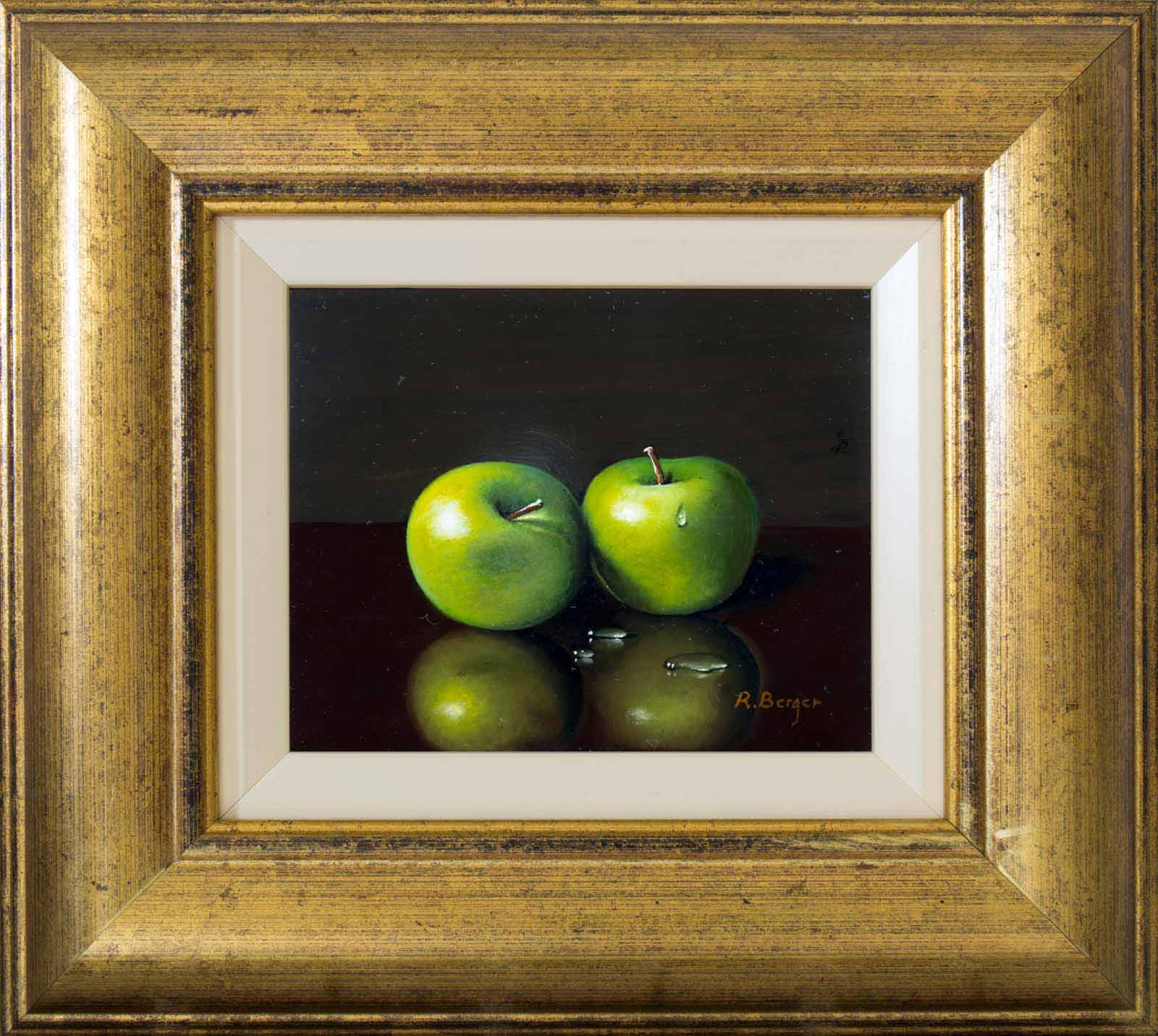 Two Apples, Ronald Berger