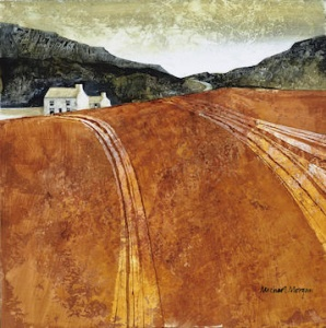 Autumn Furrows II,