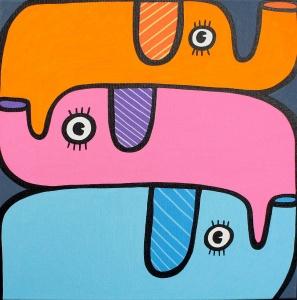 Three Elephants,