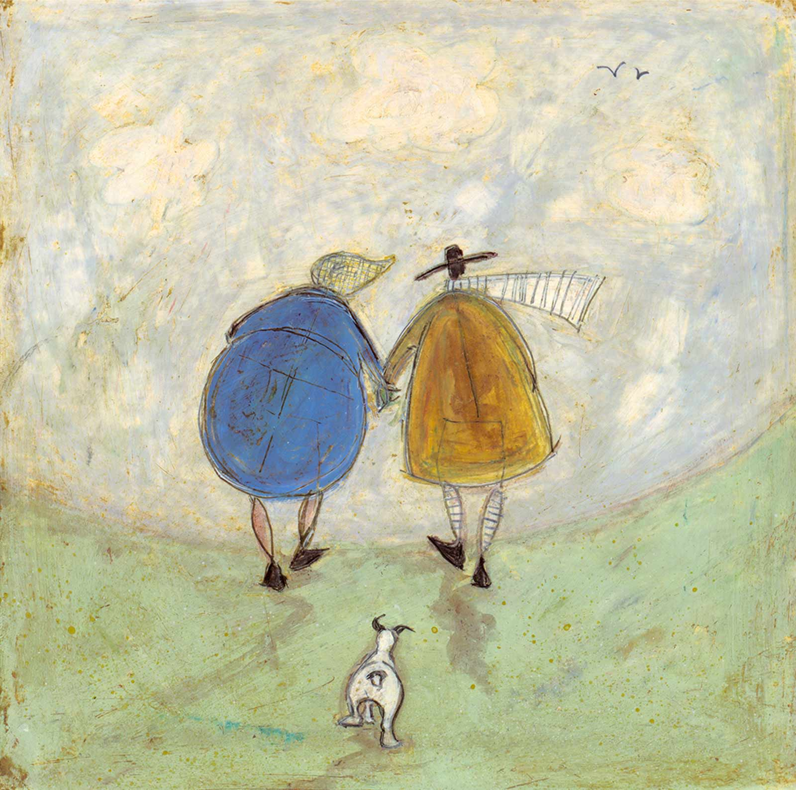 Until The End Of Time, Sam Toft